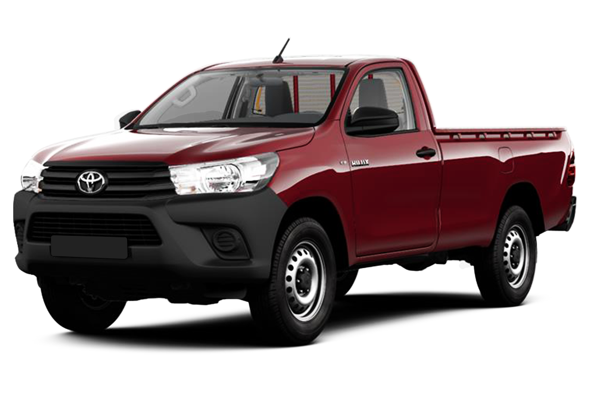 Mandataire TOYOTA HILUX SIMPLE CABINE RC19